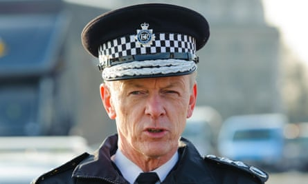 Bernard Hogan-Howe says the force should take racism claims 'on the chin'.