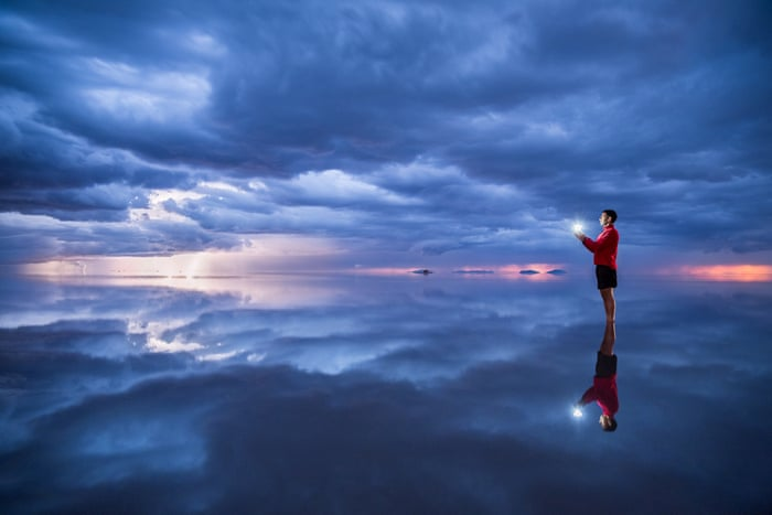 Bolivia S Salt Flats In Pictures World News The Guardian