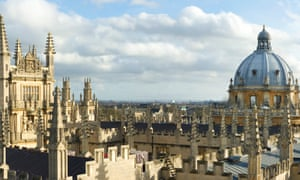 Individual colleges have issued bonds, but this would be the first time in Oxford's modern history that the university as a whole has raised finance this way.