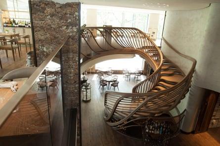 Above, Ground... Hide Restaurant, London