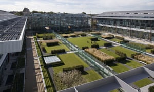 Arsenal FC's former stadium in north London was transformed into residential development Highbury Square