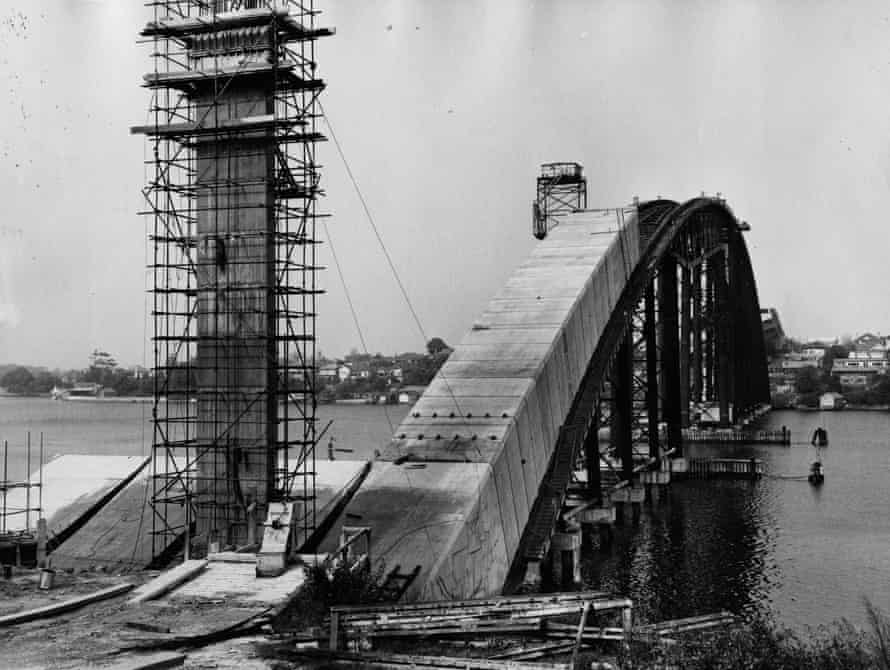 Gladesville Bridge.