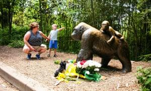Cincinnati gorilla