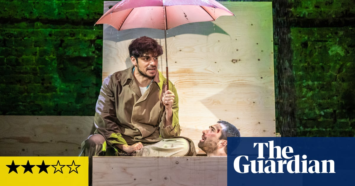 Once Upon a Time in Nazi Occupied Tunisia review – horror, humour and forgotten history