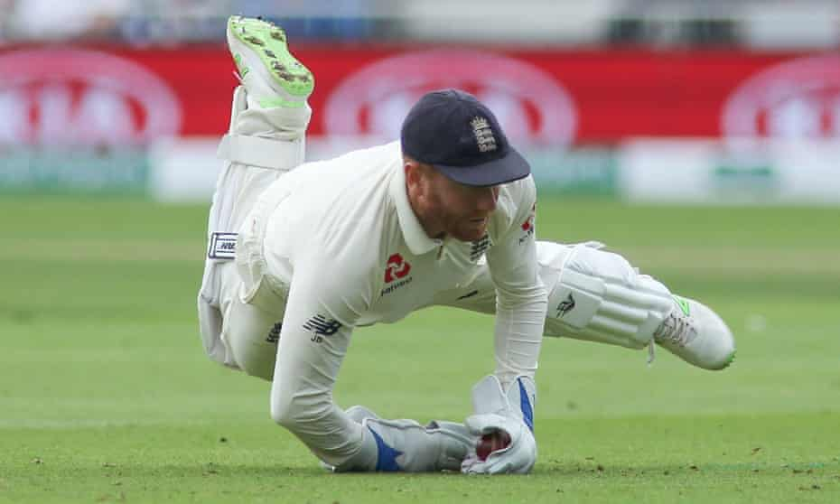 Jonny Bairstow hopes to keep his place both as batsman and wicketkeeper but all five of his Test 100s have come before he has been behind the stumps in matches.