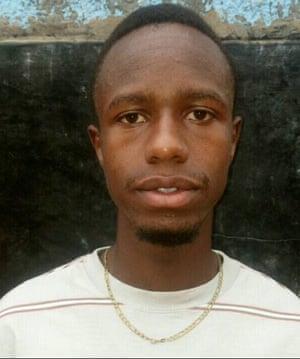 Olivier from Burundi