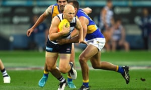 AFL round six, Cats v Eagles
