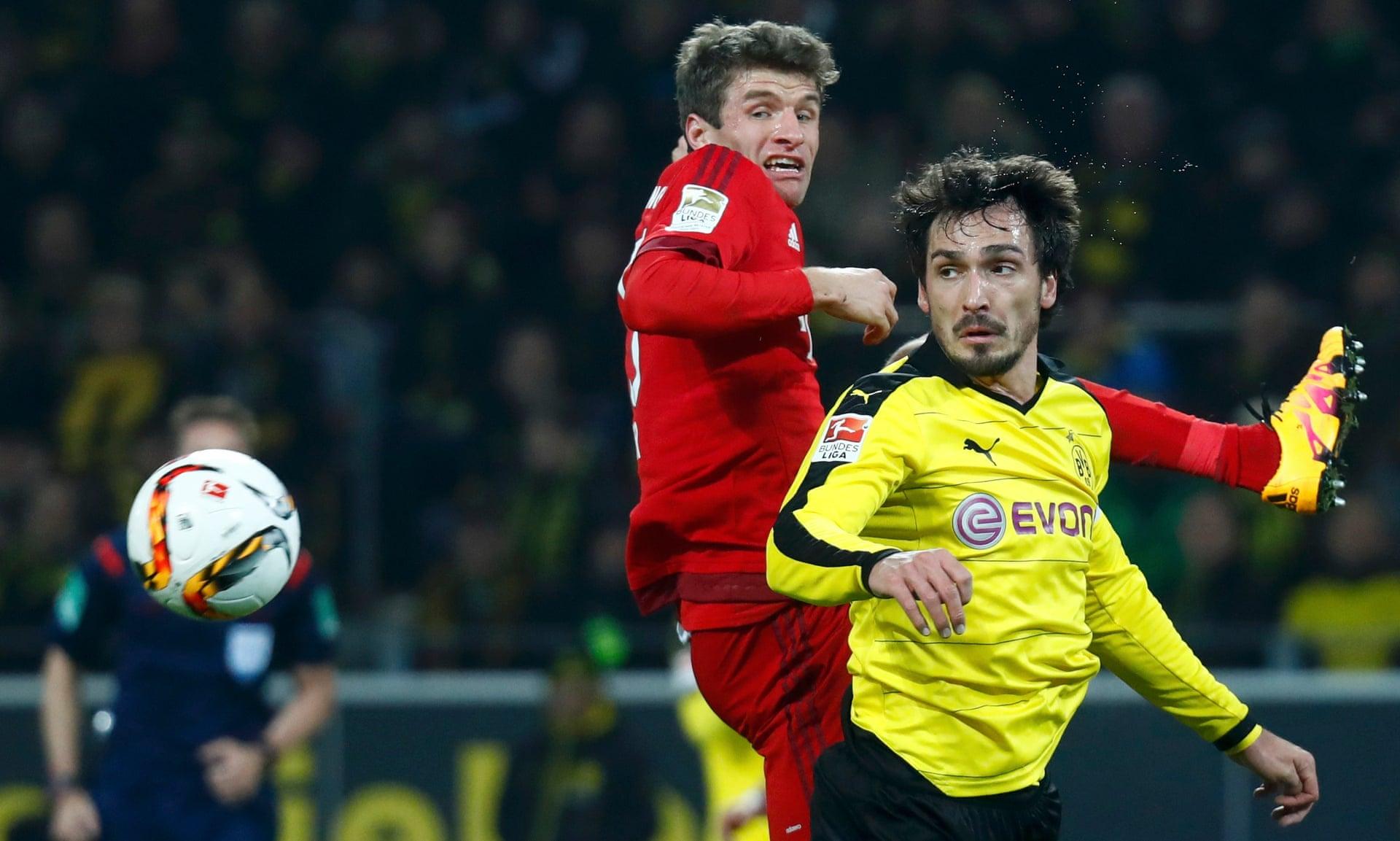 Video: Borussia Dortmund vs Bayern Munich