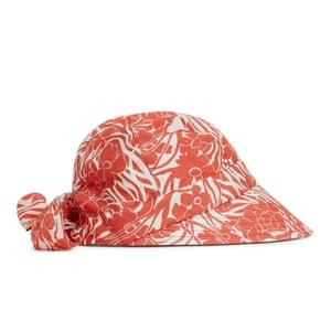 A progressive take on a bucket hat – perfect for festivals Soft cap, £45, arket.com.