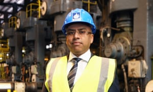 Liberty House's Sanjeev Gupta