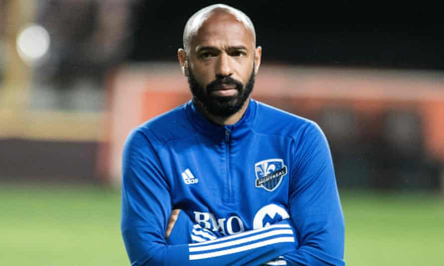 Thierry Henry said the Covid-19 pandemic has been a strain on family life