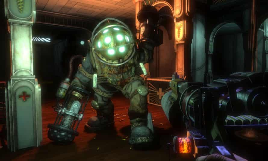 Bioshock, game screenshot