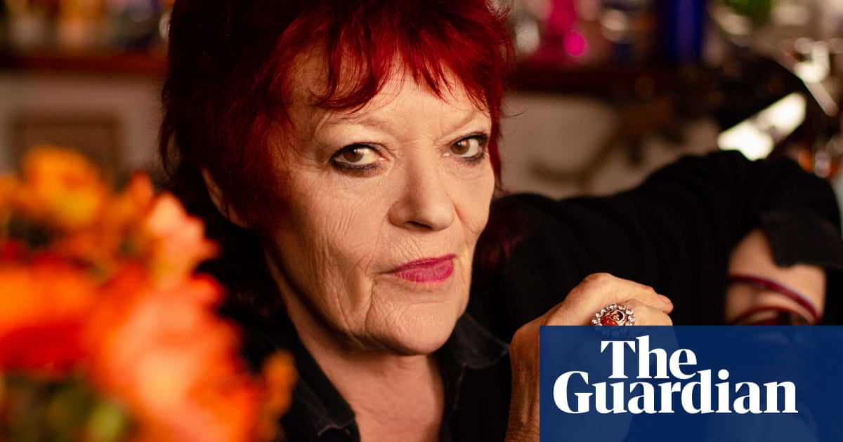 Bowie, bed-hopping and the blues: the wild times of Dana Gillespie