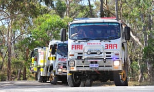 SA Country Fire Service crews