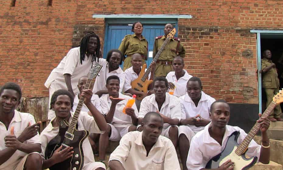 Inmates of the Zomba high-security prison have become the first Malawians to be nominated for the American awards.