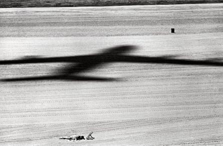 Shadow play … Playa Del Rey, LA, 1968.