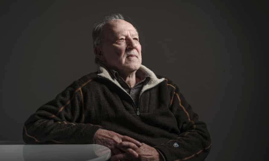 Werner's original … Herzog ponders the mysteries of the universe.