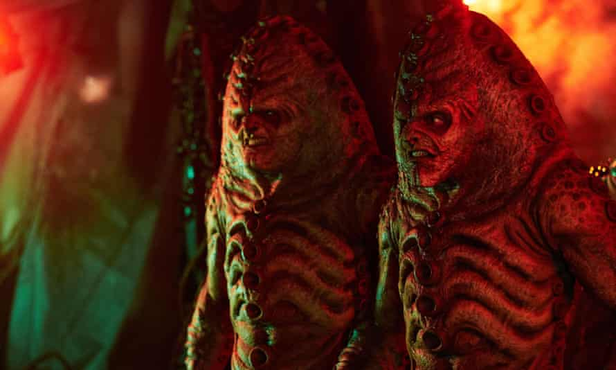 A pair of Zygons