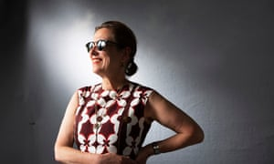 Broadcaster Kirsty Wark, who has written a debut novel The Legacy of Elizabeth Pringle.