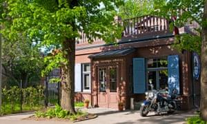 Two Wheels Hostel, Riga. Latvia