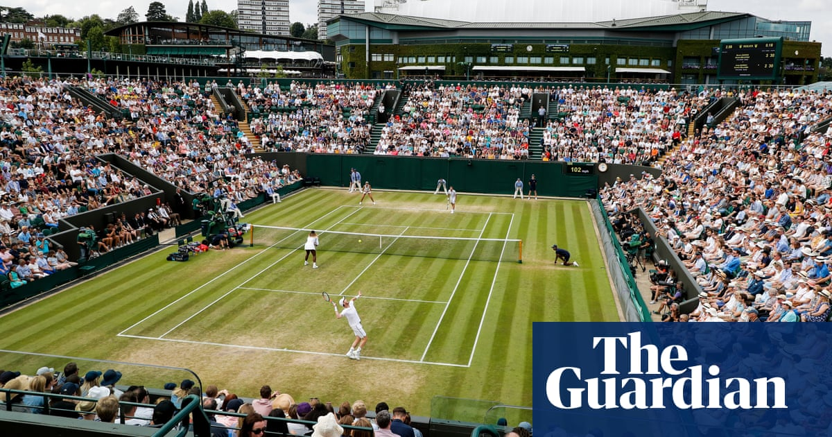 Wimbledon to drop middle Sunday break and move to 14-day tournament