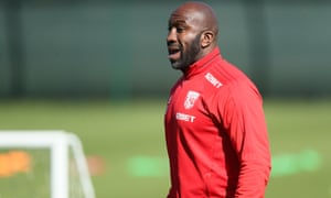 Darren Moore will take charge of West Brom until the end of the season