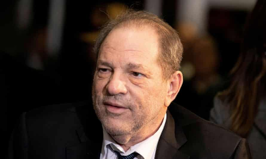 Harvey Weinstein is serving a 23-year sentence at a New York prison.