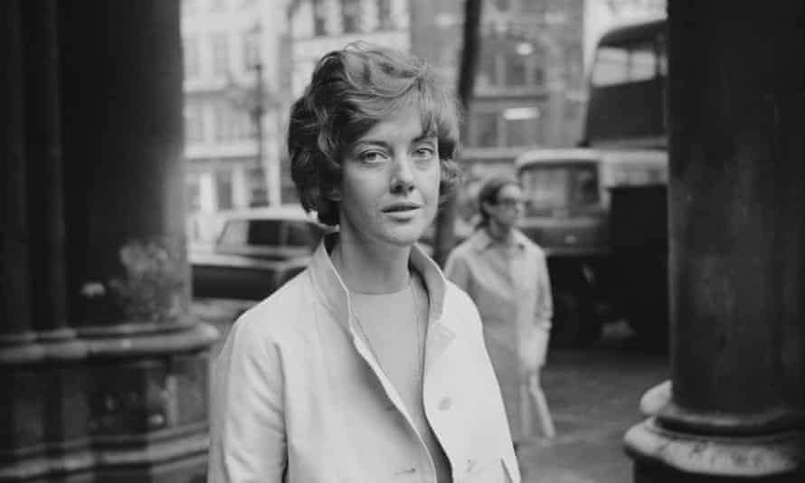 Eileen Atkins, photographed in London in 1968