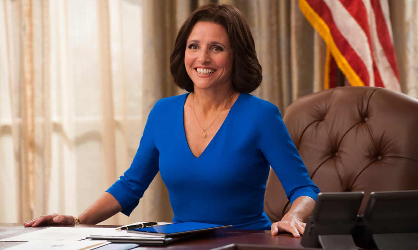 What a state: how Veep went from clever to crude