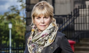 Kate Atkinson says she never sees her characters at just one stage of their lives. Just as weare constantly thinking about the past, present and future in real life, she constructs her characters in the same way. author Kate atkinson