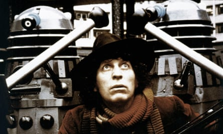 Tom Baker was the highest-placed actor to have played the Doctor during the show's original run from 1963 to 1989.