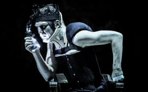 Thomas Ostermeier directs William Shakespeare's Richard III for Schaubuhne Berlin, starring Lars Eidinger in the title role.