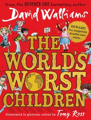 The Worlds Worst Children David Walliams