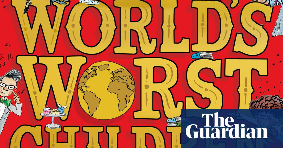 HarperCollins removes story from David Walliams' book The World's Worst Children