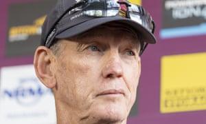 Wayne Bennett's career as Brisbane Broncos' coach is over.