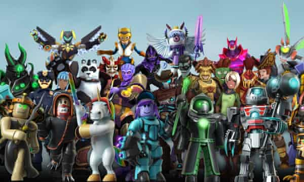 Roblox Avatar Definition All You Need To Know About Roblox Games The Guardian