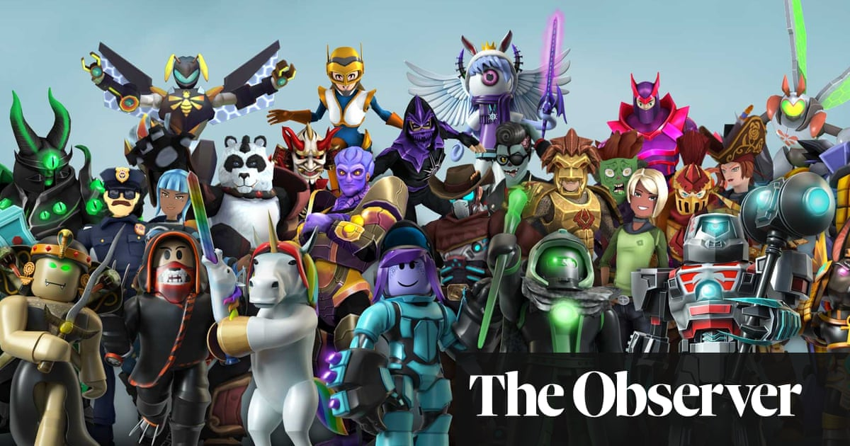 Roblox Free No Installing All You Need To Know About Roblox Games The Guardian