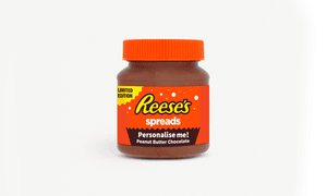 Reese's personalised peanut butter