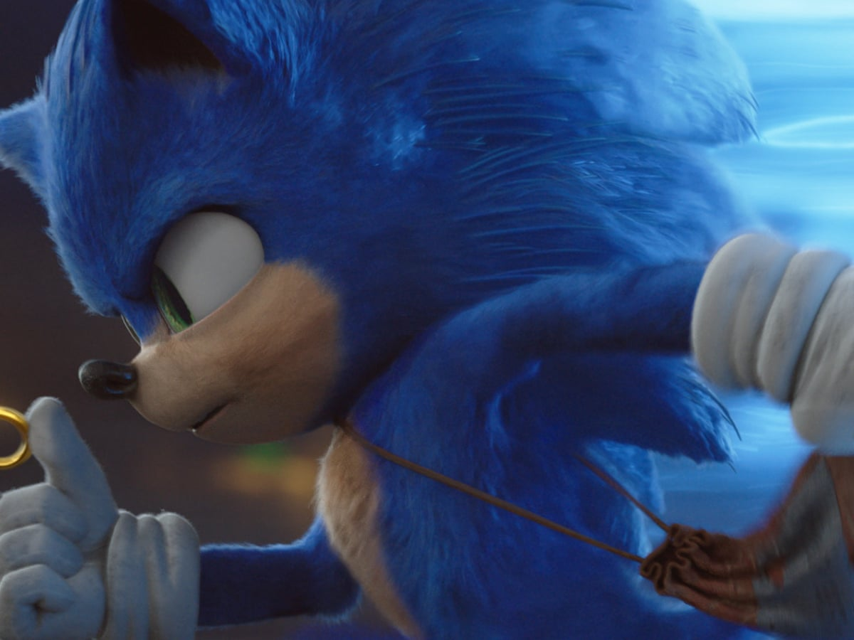 Sonic The Hedgehog Is Designed For Fans No Wonder Movie Critics Hated It Games The Guardian