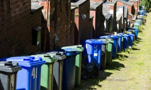 Refuse collection is just one of the services coming under pressure from local government cuts.