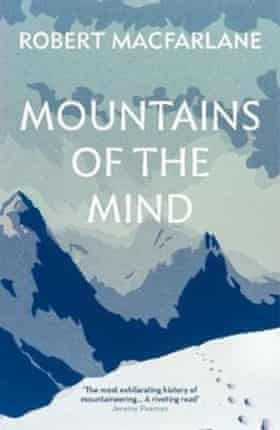Cover of Mountains of the Mind by Robert Macfarlane