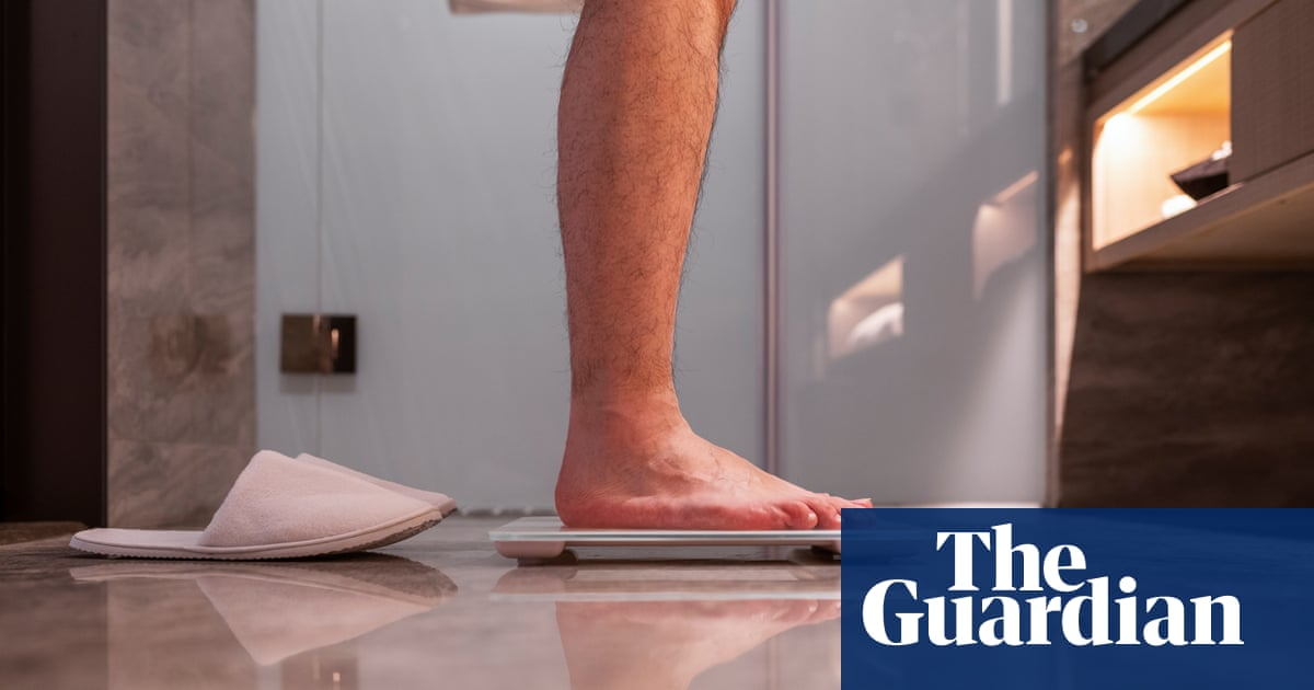Tim Dowling: I know what I weigh. Our new scales are wildly out