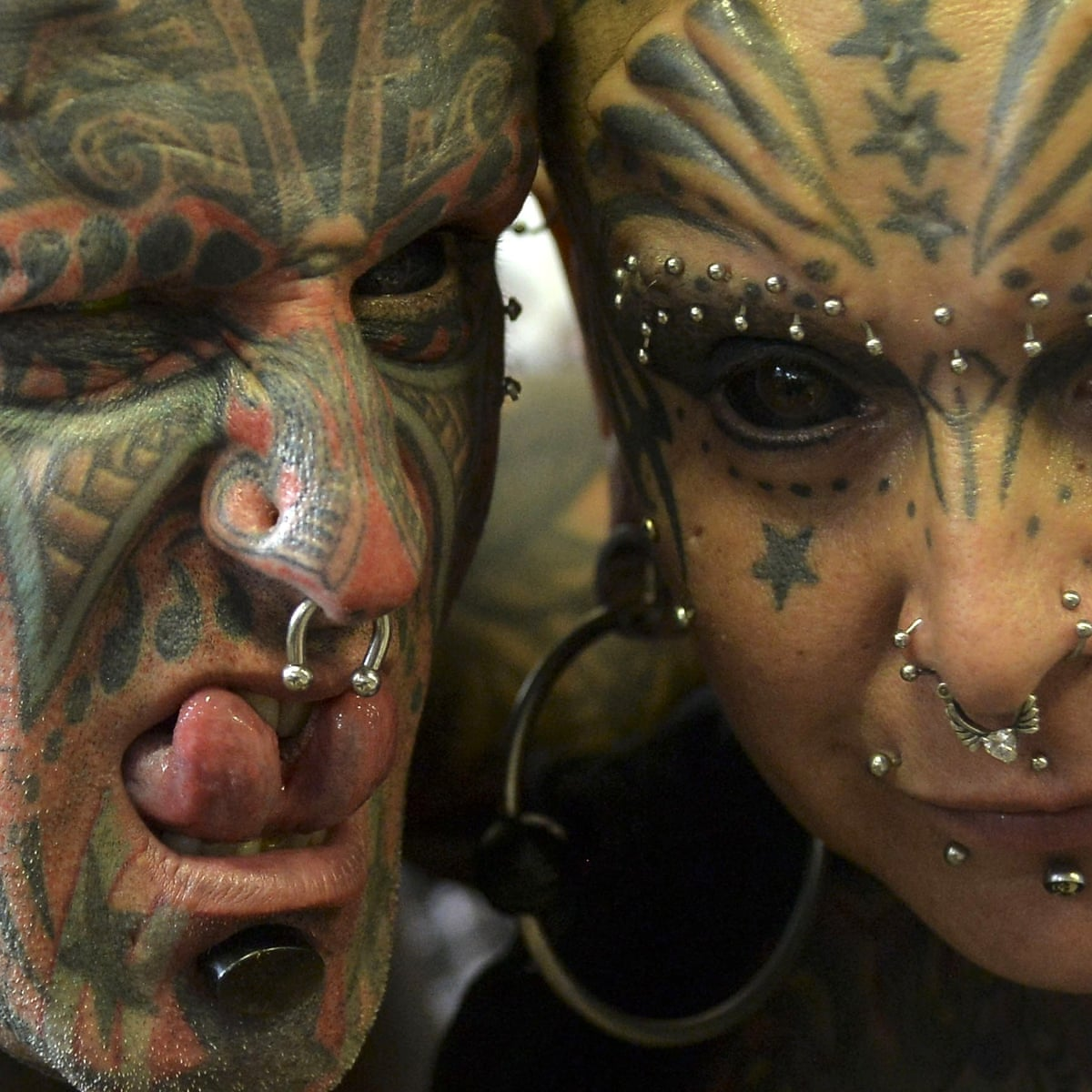 Forked Tongues And Tattooed Eyeballs Should Body Modification Be Regulated Fashion The Guardian
