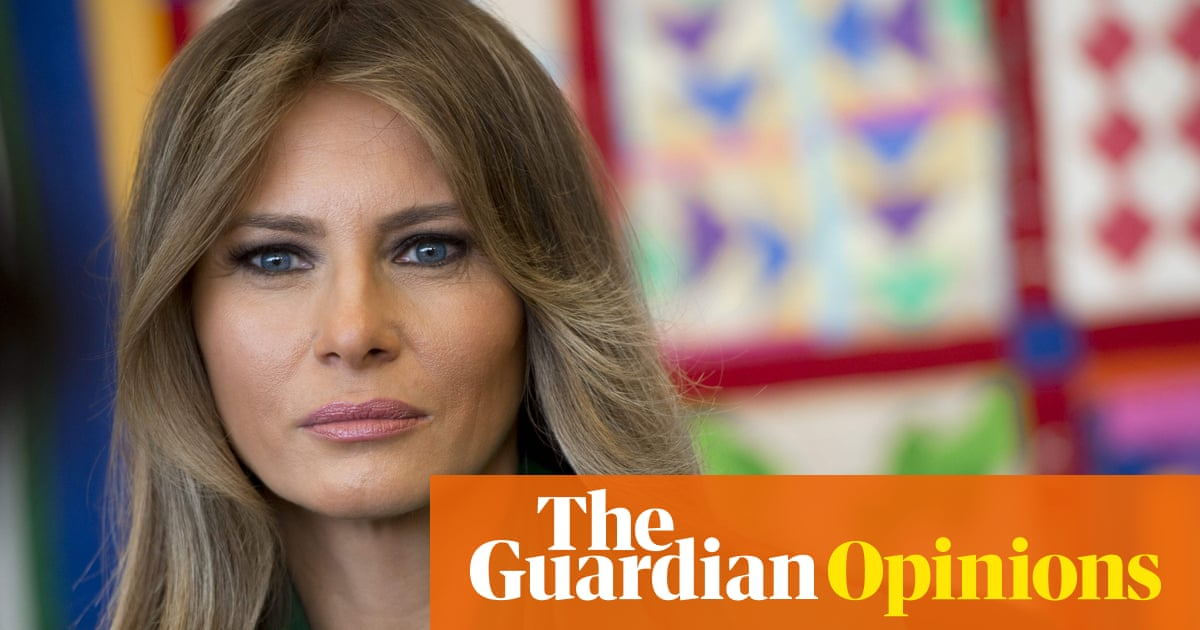 Melania Trump Spoke Out Against Her Husband's Cruel Policy – but It Won't Make Any Difference