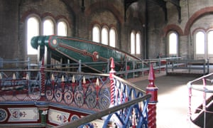 The Crossness Pumping Station, London