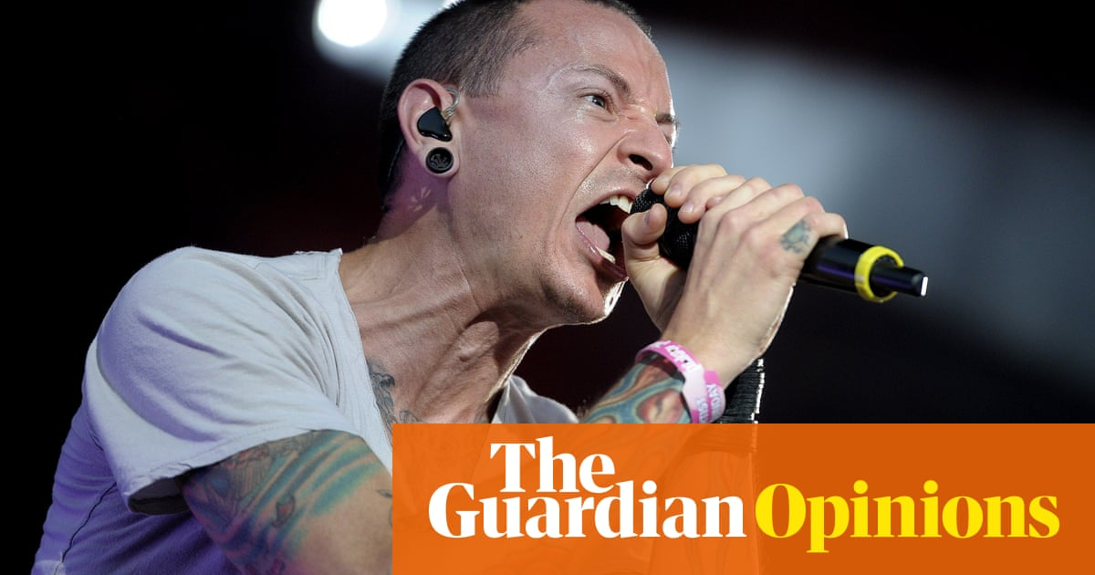 Chester Bennington Linkin Parks Singer Soothed The Angst Of Millions