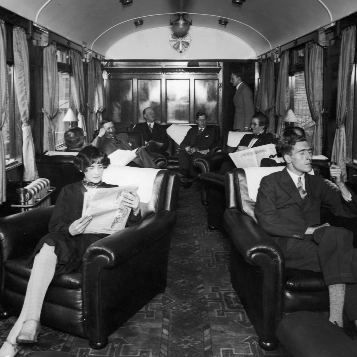 Segregation Or Acceptable Luxury Should First Class Train Travel Be Abolished Inequality The Guardian