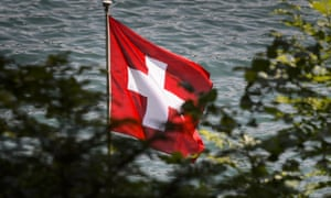 Switzerland's population of eight million people includes an estimated 350,000 Muslims.