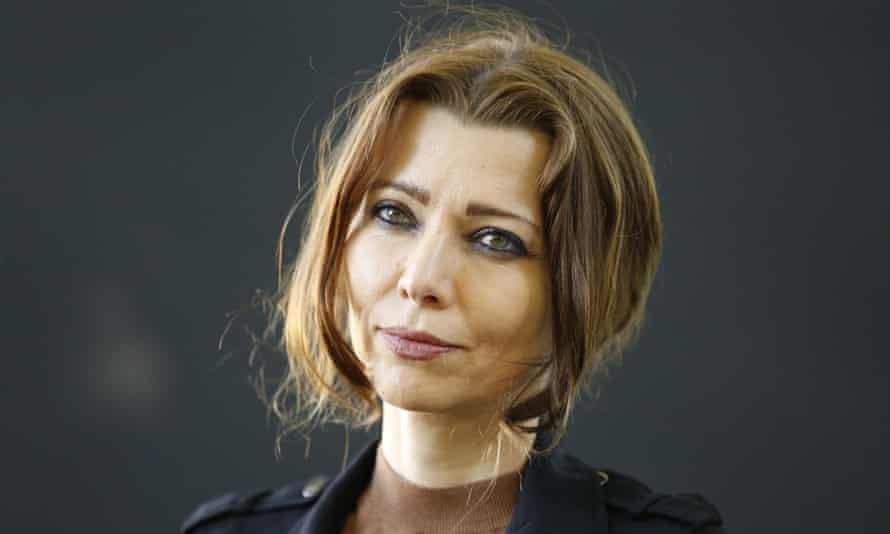 Turkish  novelist Elif Shafak