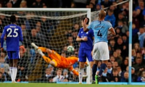 Kompany's sensational strike against Leicester proved to be his last for city and a vital goal in the 2018/19 Premier League title race.